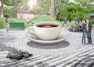 Chaqwa, serenity-garden concept - Ogilvy & Mather Atlanta