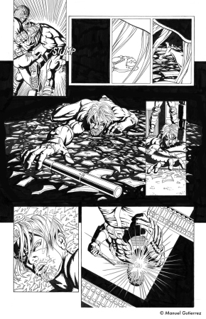 El Ojo Blindado N° 1, page 13