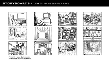 Prod Story Direct TV