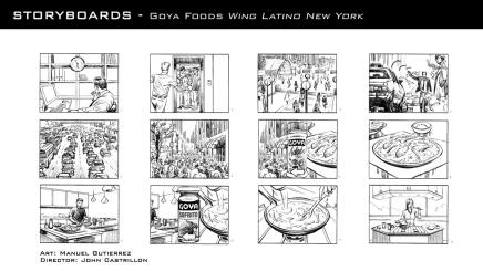 Prod Story Goya
