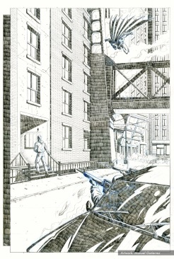 Batman Serie 2 Pencils pag 7