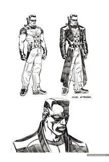 Blade costume 6