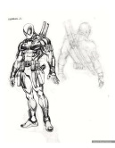 Deadpool, Deadpool, character studies, costume