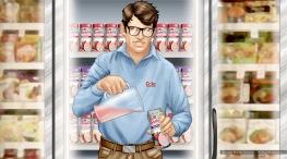 Dole Shakers Freezerman 9