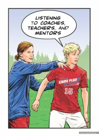 Learning Hero: GPFS, panel, Megan Rapinoe