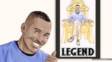 At&t, Legend, color storyboard frame 8- Sanders/Wingo