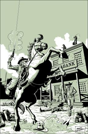 Lucky Luke: Billy The Kid