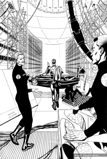Nick Fury pag 12