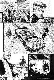 "Nick Fury, Agent of S.H.I.E.L.D. ""Nick´s World"", page 2"