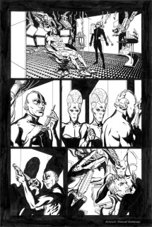 Nick Fury pag 3