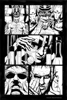 Nick Fury pag 4