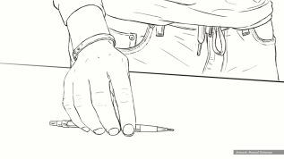 Nova, Student to Success, BW storyboard frame 1 - Fahlgren Mortine