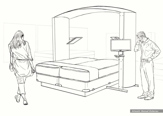 Sleep Experts, Match Greater, BW storyboard frame 1 - Proof Ad